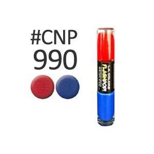 LA COLORS フラッシュポップ ネイルエナメル #CNP990 9ml LAカラーズ 日本ランウエル|eshop-earth