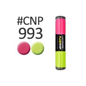LA COLORS フラッシュポップ ネイルエナメル #CNP993 9ml LAカラーズ 日本ランウエル|eshop-earth