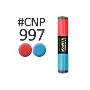 LA COLORS フラッシュポップ ネイルエナメル #CNP997 9ml LAカラーズ 日本ランウエル|eshop-earth