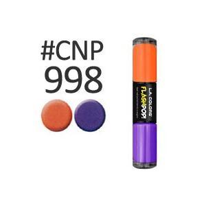 LA COLORS フラッシュポップ ネイルエナメル #CNP998 9ml LAカラーズ 日本ランウエル|eshop-earth