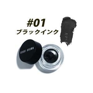 ボビイ ブラウン ロングウェア ジェルアイライナー #01(ブラックインク) 3g BOBBI BROWN eshop-earth