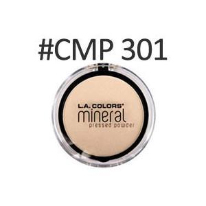 LA COLORS ミネラルプレストパウダー #CMP301 7.5g LAカラーズ 日本ランウエル|eshop-earth