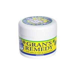 グランズレメディ グランズレメディ 無香料 50gは、足もとの臭いと靴の臭いの除菌と消臭のグランズレ...