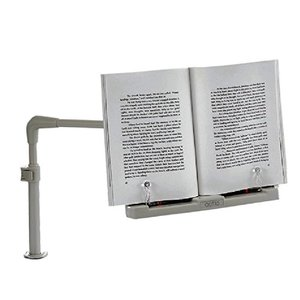 I.T outlet 【 ブック & タブレットPC スタンド 】 デスク アームスタンド 読書スタンド 角度 高さ調節 ストッパー|eshop-smart-market