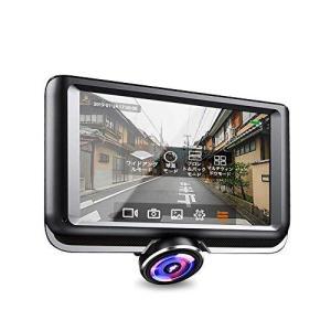 360度ドライブレコーダー 水平360超広視野角 動体感知機能 駐車監視 重力感知 事故のビデオを自動ロック eshop-smart-market