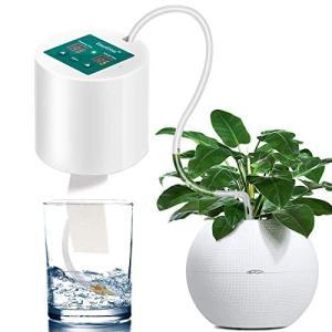 自動散水 ドリップ散水システム 10鉢対応可能 自動水やり 散水タイマー 自動給水器 電池式 10mホース付き|eshop-smart-market