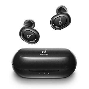 Anker Soundcore Liberty Neo 第2世代 ワイヤレスイヤホン Bluetooth 5.0 IPX7防水規格 Siri対応 グラフェン採用ドライバー マイク内蔵 (ブラック) eshop-smart-market