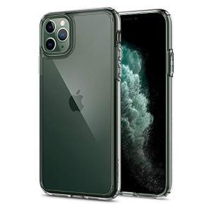 Spigen iPhone 11 Pro Max ケース 米軍MIL規格取得 耐衝撃 Qi充電 ウル...