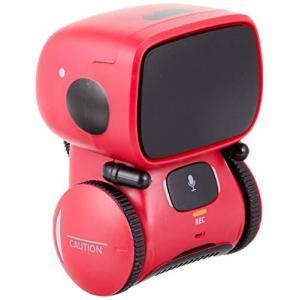 AR コミュニケーションロボット AT (エー・ティー) レッド 日本語対応 eshop-smart-market