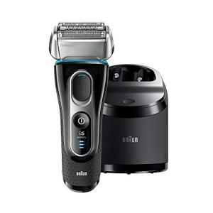ブラウン シリーズ5 メンズ電気シェーバー 5197cc 4カットシステム 洗浄器付 水洗い可 ポー...