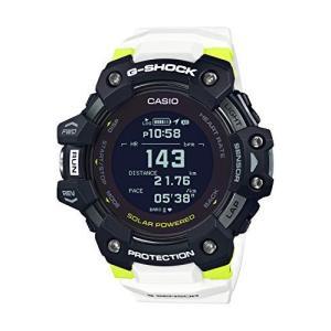 [カシオ] 腕時計 ジーショック G-SQUAD GBD-H1000-1A7JR メンズ ホワイト eshop-smart-market