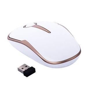 ワイヤレスゲーミングマウス 2.4G光学式マウス 人間工学的 サイレント 軽量 省エネ WindowsPCゲーマー用 eshop-smart-market
