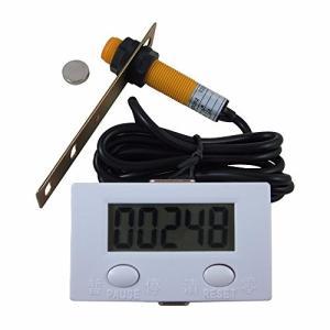 DIGITEN LCDデジタル0-99999カウンター5桁プラスUPゲージ磁気式近接スイッチセンサー|eshop-smart-market