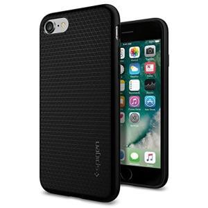 Spigen スマホケース iPhone8 / iPhone7 対応 TPU 耐衝撃 米軍MIL規格...