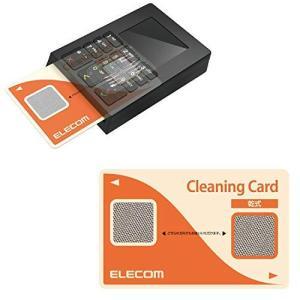 エレコム ICクリーニングカード 接点式クリーナー 【 ETC/B-CASカード/ICカード/クレジットカード決済端末機 対応|eshop-smart-market
