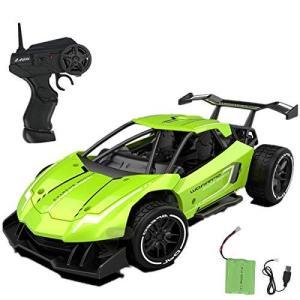 ラジコンカー RCカー 2.4GHZ無線操作 1/16レーシングカー オフロードリモコンカー 高速 安定性高い 合金シェル 耐 eshop-smart-market