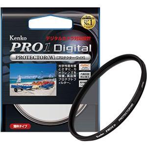 Kenko 49mm レンズフィルター PRO1D プロテクター レンズ保護用 薄枠 249512