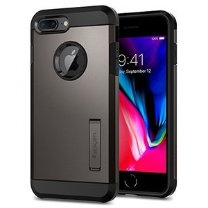 Spigen iPhone8 Plus ケース / iPhone7 Plus ケース 米軍MIL規格...