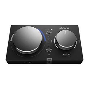 ASTRO Gaming ミックスアンプ プロ MixAmp Pro TR PS4/PC ゲーミングヘッドセット用 Dolby Audio サラウンド 光デジタル端子 USB MAPTR-002|eshop-smart-market