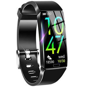 【令和モデル】 スマートウォッチ IP68防水 活動量計 スマートブレスレット 歩数計 腕時計睡眠検測 smart watch 消 eshop-smart-market