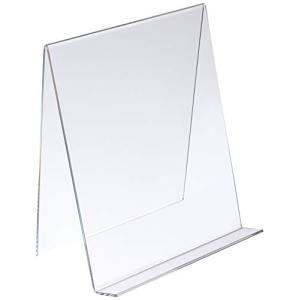 エージ アクリル フリースタンド 日本製 クリア Sサイズ幅18高20.7cm AG-BSS-CL|eshop-smart-market