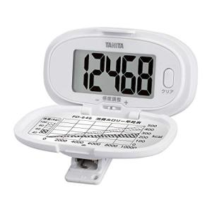 歩数計 PD-646-WH(ホワイト) タニタ eshop-smart-market