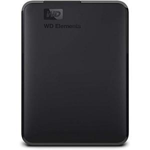 WD HDD ポータブルハードディスク 2TB WD Elements Portable USB3....