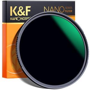 K&F Concept ND1000フィルター 82mm ND1000減光フィルター