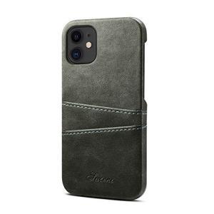 iPhone 12 Miniケース 手帳型 iPhone 12 mini 革ケース カード収納 アイフォン12 mini レザーケース 耐衝撃 軽量 iPhone12 mini|eshop-smart-market