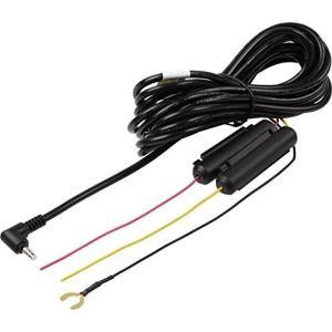 対応ドライブレコーダーの駐車監視機能を使用する際に必要なコードです。 車両から直接電源を取るため、車...