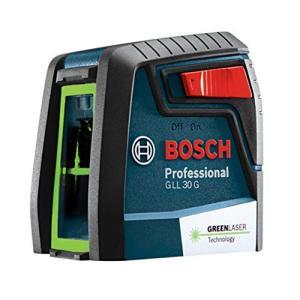 ボッシュ(BOSCH) クロスラインレーザー(ダイレクトグリーンレーザー) GLL30G|eshop-smart-market