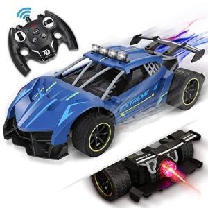 TEEHON ラジコンカー リモコンカー RCカー 1/12 充電式 こども向け 速いスポーツカー おもちゃ 無線遠隔操縦|eshop-smart-market