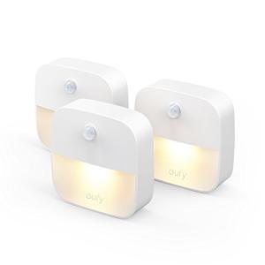 Anker Eufy Lumi LEDセンサーライト どこでも設置可能 モーションセンサー搭載 3個セット|eshop-smart-market