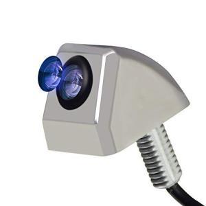 ナンバープレートバックカメラ 62万高画質 超強暗視で夜でも見える 広角度カメラ 上下反転切替/ガイドライン eshop-smart-market