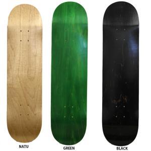 BLANK ブランク カラー デッキ DECK 7.5 スケートボード デッキ スケボー