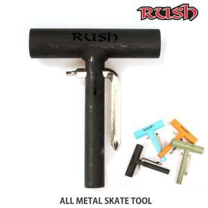 スケート工具 RUSH ラッシュ T字スケートツール  ALL METAL SKATE TOOL|eshop