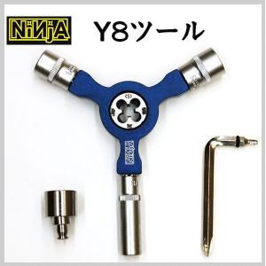 NINJA TOOL ニンジャ ツール 工具 Y8 スケボー スケートボード|eshop