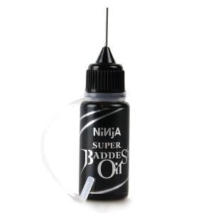NINJA/ニンジャ SUPER BADDEST OIL ベアリングオイル/NJO-003|eshop