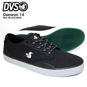 DVS スニーカー  Daewon 14 BLCKCANVS ディーブイエス スケートシューズ スケシュー SKATEBOARD|eshop
