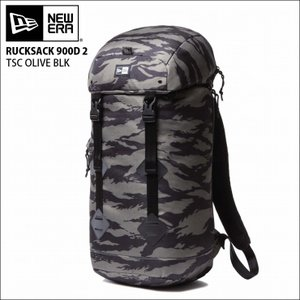 NEW ERA  newera ニューエラ リュック バックパック ラックサック RUCKSACK  900D TSC OLIVE BLK バッグ カバン|eshop