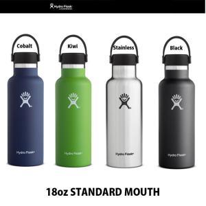 HYDRO FLASK ステンレスボトル 18oz STANDARD MOUTH 水筒 アウトドアー|eshop