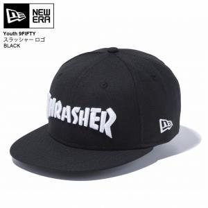 NEW ERA newera ニューエラ キャップ Youth 9FIFTY スラッシャー ロゴ CAP|eshop
