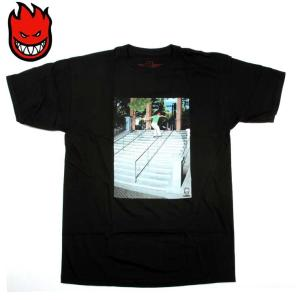 SPITFIRE スピットファイヤー スケート Tシャツ ALL HAIL BLK SKATE TEE スケーター eshop
