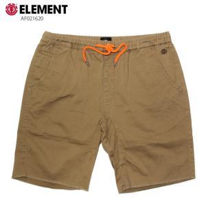 ELEMENT エレメント メンズ  ハーフパンツ CONROY SHORT 20 AF021620 DKK ウォークショーツ 短パン|eshop