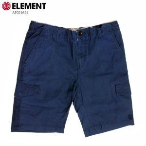 ELEMENT エレメント メンズ  カーゴショーツ AF021624 DEN ウォークショーツ 短パン|eshop