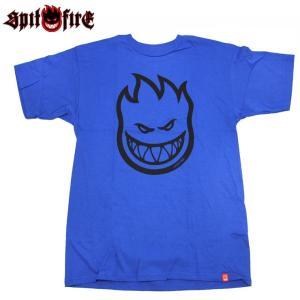 SPITFIRE スピットファイヤー Tシャツ BIGHEAD S/S TEE ROYAL スケボー ウェアー SKATEBOARD eshop