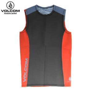 VOLCOM ボルコム メンズ Vesticle Jacket DCL N1811700 ウェットス...
