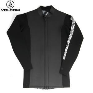 VOLCOM ボルコム メンズ Chesticle Jacket BLK N1611800 ウェット...