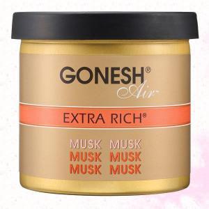 GONESH/ガーネッシュ(エクストラリッチ ムスク ゲルエアフレッシュナー)|eshop