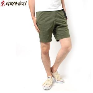 送料無料 Gramicci SHORTS グラミチ NN-Shorts OLIVE ナロー ショート パンツ ハーフパンツ 17SS ニューモデル|eshop